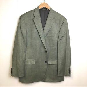 Lauren Ralph Lauren Light Gray Suit Jacket 44R